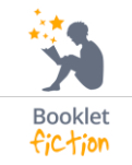 booklet fiction logo
